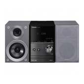HiFi Micro System Panasonic SC-PM600EG-K Silver with USB 2.0 and Bluetooth