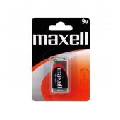 Battery Maxell Zinc 6F22 size 9V Psc. 1