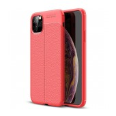 Case AutoFocus Shock Proof for Apple iPhone 11 Red