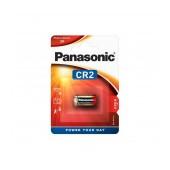 Buttoncell Lithium Panasonic CR2 3V Pcs. 1