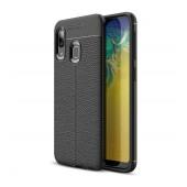 Case Ancus AutoFocus Shock Proof for Samsung SM-A202F/DS Galaxy A20e Black