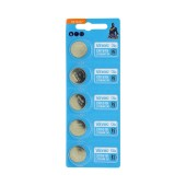 Buttoncell Vinnic CR1616 3V Pcs. 5 with Perferated Packaging