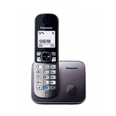Refurbished (Exhibition) Dect/Gap Panasonic KX-TG6811GRM Silver with Power Back-Up Operation and ECO mode