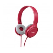 Stereo Headphone Panasonic RP-HF100E-P with Folding Mechanism Pink