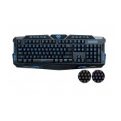Wired Keyboard Media-Tech COBRA PRO MT1252 USB with Backlighting Keys and 10 Extra Function Keys