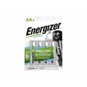 Rechargeable Battery Energizer ACCU Recharge Extreme 2300 mAh size AA 1.2V Pcs 4