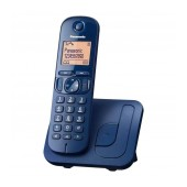 Refurbished (Exhibition) Dect/Gap Panasonic KX-TGC210C Blue with Speakerphone and Eco Function