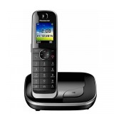Refurbished (Exhibition) Dect/Gap Panasonic KX-TGJ310GRB Black with Hands Free Compatibility