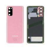 Battery Cover Samsung SM-G980F Galaxy S20 Pink Original GH82-22068C