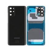 Battery Cover Samsung SM-G985F Galaxy S20+ Black Original GH82-22032A