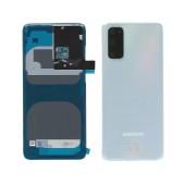 Battery Cover Samsung SM-G985F Galaxy S20+ Blue Original GH82-22032D