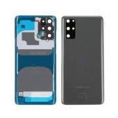 Battery Cover Samsung SM-G985F Galaxy S20+ Grey Original GH82-22032E
