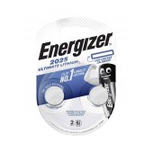 Buttoncell Ultimate Lithium Energizer CR2025 Pcs. 2