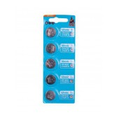 Buttoncell Vinnic CR1632 3V Pcs. 5 with Perferated Packaging
