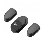 Holder Hoco PH19 Mysterious Magnetic for Devices, and small Items for the Car, Home and Office Black 3pcs.