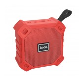 Wireless Speaker Hoco BS34 Wireless Sports Red with Micro SD and AUX Input