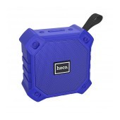 Wireless Speaker Hoco BS34 Wireless Sports Blue with Micro SD and AUX Input