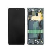 Original LCD & Digitizer Samsung SM-G770F Galaxy S10 Lite Black GH82-21672A