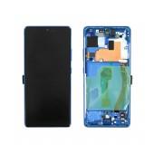 Original LCD & Digitizer Samsung SM-G770F Galaxy S10 Lite Blue GH82-21672C