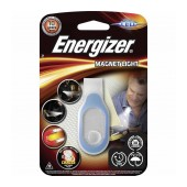 Torch Energizer Magnet Light 30 Lumens with Batteries Included Wearable Blue