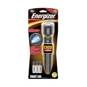 Torch Energizer Vision HD Focus 1300 Lumens with 6 AA Batteries and Metal Body
