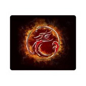Gaming Mousepad iMICE Estone Red Dragon Non-Slip 290x244mm Black