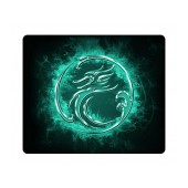 Gaming Mousepad iMICE Estone Green Dragon Non-Slip 290x244mm Black