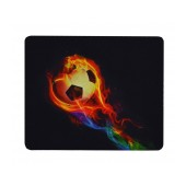 Mousepad iMICE Fireball Non-Slip 220x180mm Black