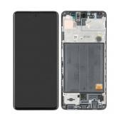 Original LCD & Digitizer Samsung SM-A515F Galaxy A51 Black GH82-21669A