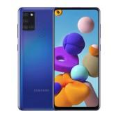 Samsung SM-A217F Galaxy A21s Dual Sim 6.5'' 4G 4GB/64GB Blue