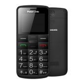 Panasonic KX-TU110EXB (Dual SIM) Black 1.77