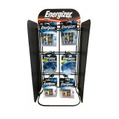 Stand Table Energizer for Batteries with 6 Hooks