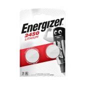 Buttoncell Lithium Energizer CR2450 Pcs. 2