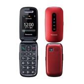 Panasonic KX-TU349EXRE Red 2.4