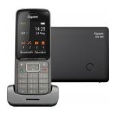 Ασύρματο Ψηφιακό Τηλέφωνο Gigaset SL750 Pro Μαύρο with Bluetooth