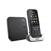 Dect/Gap Gigaset SL450 Silver - Black Edition with Metal Design, Bluetooth and Micro USB
