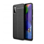 Case Ancus AutoFocus Shock Proof for Samsung SM-A415 Galaxy A41 Black