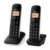 Dect/Gap Panasonic KX-TGB612JTW Duo Black White