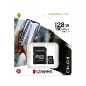 Micro SDXC 128GB Kingston Canvas Select Plus + Adapter SDCS2/128GB