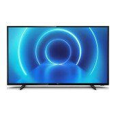 Smart TV Philips 70PUS7505/12 Ultra HD 4K Saphi Smart 1500 PPI P5 PPE 20W Dolby Vision & Atmos HDR10+ HLG DVB-S/S2 Black