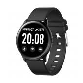 Maxcom Smartwatch FitGo FW32 Neon IP67 140mAh Black Silicon Band
