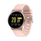 Maxcom Smartwatch FitGo FW32 Neon IP67 140mAh Pink Silicon Band