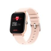 Maxcom Smartwatch FitGo FW35 Aurum IP67 140mAh Gold Silicon Band