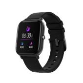 Maxcom Smartwatch FitGo FW35 Aurum IP67 140mAh Black Silicon Band
