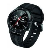 Maxcom Smartwatch FitGo FW37 Argon IP68 320mAh Black Silicon Band