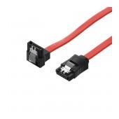 Cable SATA Akyga AK-CA-51 III 6GBs 90° Angle Connector 50cm