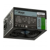 Power Supply ATX Akyga AK-P3-500 P4+4 2x PCI-E 6+2 pin 5x SATA 2x Molex PPFC FAN 12cm