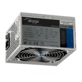 Power Supply ATX Akyga AK-B1-450 450W P4 3x SATA 2x Molex PPFC FAN 12cm