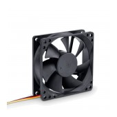 Case Fan Akyga AW-8B-BK 80mm 3-pin Black