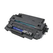 Toner HP CANON Compatible CE255A 724 Page:6000 Black για LaserJet Enterprise-P3015, P3015D, P3015DN, P3015x, P3010, M521DN, M521dw